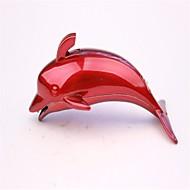 adultes rouges et bleus dauphins en métal briquets jouets