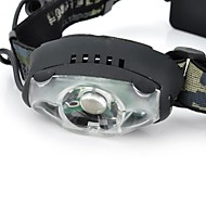 Lights Headlamps LED 200-230 Lumens 3 Mode Cree XR-E Q5 AA Waterproof / Rechargeable / Impact ResistantCamping/Hiking/Caving /