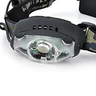Luci Torce frontali LED 200-230 Lumens 3 Modo Cree XR-E Q5 AA Impermeabili / Ricaricabile / Resistente agli urti