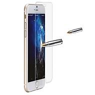 adresse drøm premium glass film real herdet glass skjermbeskytter med stativ for iPhone 6s / 6