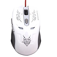 JITE JT-07 Wired Gaming Mouse  800/1000/2000 DPI 6 Buttons Optical USB