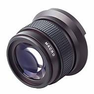Neewer 52mm 52 0.35x HD II macro objectif fisheye pour Nikon D60 D70 D80 D90 D40x d100 d3000