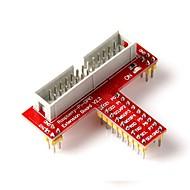 Himbeerkuchen Raspberry Pi GPIO Adapterplatte