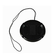 dengpin® 67mm caméra bouchon d'objectif pour Nikon D7100 d7000 d90 d80 avec 18-105mm 18-70 18-140mm lentille + une corde titulaire de laisse