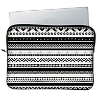 "huado® 13 ""15"" bohemien vintage streeppatroon laptop sleeve case"