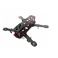 qav250 C250 kulfiber mini 250 FPV Quadcopter ramme mini h quad ramme