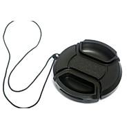 dengpin®40.5mm caméra bouchon d'objectif pour Samsung NX3000 NX2000 NX1000 nx1100 NX200 NX100 avec objectif 20-50mm + une corde titulaire de laisse