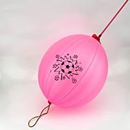100 stk fargerik ballong (tilfeldig farge)
