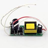 12-18x1w εσωτερικά φώτα της δημοσιότητας οδήγησε φως οδηγού εξουσία supplyinput AC85 ~ 277v