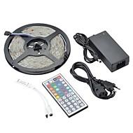 ZDM ™ vanntett 5m 36W 150x5050 smd rgb lys ledet stripe lys kits (DC 12V)