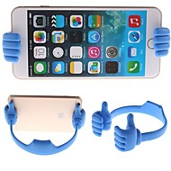 The Hand Can Hold Lift Bracket for iPhone 4/4s/5/5s/5c/6/6Plus and Others (Assorted Colors)