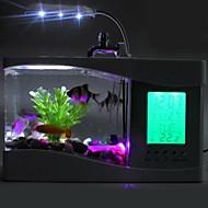 multifunktions kreativ visning elektronisk skärm akvarium