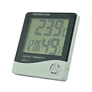 Household Electronic Thermometer Indoor Temperature And Humidity Meter Household HTC - 1