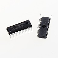 74HC595 DIP-16 74HC595N SN74HC595N 8-Bit Shift RegIster IC Chip DIP-16 (5pcs)