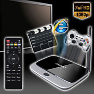 x6 Android 4.4 Smart TV (wifi, azul-diente, LAN, USB, HDMI, tf)