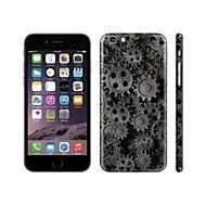 skinat DIY naljepnica za iPhone 6 (sakrij logo) ponovno naljepnice naljepnica telefona ukras strojevi stil mobilni telefon naljepnice