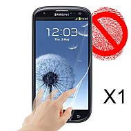 Matte Screen Protector for Samsung Galaxy S3 I9300(1 pcs)