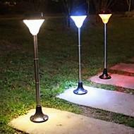 outdoor led solare cortile prato lampada paesaggio notturno alimentato