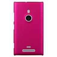 Για Θήκη Nokia Παγωμένη tok Πίσω Κάλυμμα tok Μονόχρωμη Σκληρή PC Nokia Nokia Lumia 925