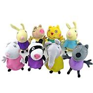 Peppa Pig Baby Pepe George Friends Stuffed Toy Plush Doll (8pcs/lot)