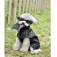 chaqueta fresco diseño de solapa para perros (colores variados, tamaños surtidos)