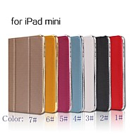 Shengo ™ Kristallrhinestone-Lederkasten für ipad Mini / Mini 2 (verschiedene Farben)