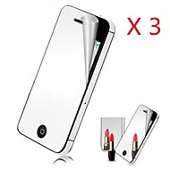 Mirror Screen Protector for iPhone 4(3PCS)