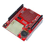 아두 이노에 대한 키이스는 XD-204 데이터 로깅 방패 모듈 - 빨간색