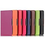 Caso de cuero de la PU de 6 pulgadas para el viaje Kindle de Amazon (colores surtidos)