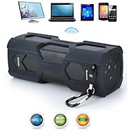 diseño escorpión vina impermeable altavoz bluetooth inalámbrica NFC 4.0 para el teléfono móvil / tableta / pc-negro