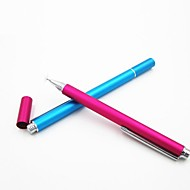 capacitivo stylus tela de toque para o ipad e iphone (cores sortidas)