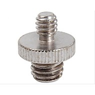 POPLAR®1/4 & 3/8 Male & Female Threaded Screw Adapter and Screw Converter for Tripod/ Monopod
