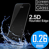 DSB® Luxury 2.5D Round Edge 0.26 mm Explosion Proof Tempered Glass Screen Film Protector for iPhone 5/5S/5C