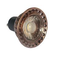Lampes à Deux broches Blanc Chaud MR16 GU10 7 W 1 COB 630 LM AC 85-265 V