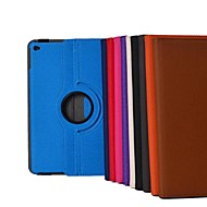 9.7 Inch 360 Degree Rotation Cowboy Fabric Pattern with Stand Case for iPad Air 2 (Assorted Colors)