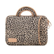 "Lisen 13 ""14"" 15 ""Leopardkorn-Schutzhülle Laptop-Computer Handtasche (verschiedene Farben)"