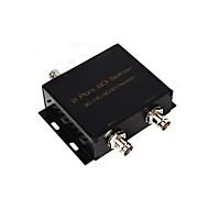 sdi hdmi splitter switcher 1 sdi entrada 2 HD SDI 3G salida SD-SDI amplificador repetidor extensor