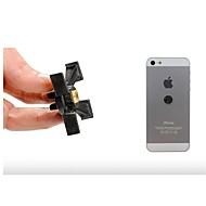nuevos montajes de vehículos de succión magnética heshishi para apple iphone / ipad y otros