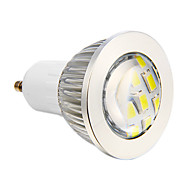 GU10 4 W 16 SMD 5730 280 LM Cool White Spot Lights AC 110-130 V