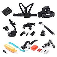 Defery-12-in-1 Accessory Bundle Essentials Kit for GoPro Hero 4 and 3+ 3