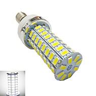 E14 6 W 72 SMD 5730 420 LM Cool White T Corn Bulbs AC 220-240 V