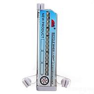 Sykkellykter hjul lys sikkerhet lys LED - Sykling Vandtæt Nedslags Resistent AAA 80 Lumens BatteriCamping/Vandring/Grotte Udforskning