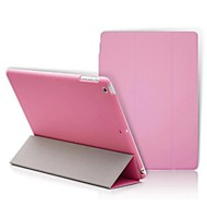 ipad 2 / iPad 3 / ipad 4 kompatibel nyhet pu lær smart sak deksel s med matt saken