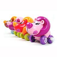 educativi carino giocattoli leone orologeria per i bambini (colore casuale)