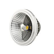 gu10 youoklight® 13w 900lm blanco caliente 2-cob / naturales condujo gris luz de techo + blanco plateado (100 ~ 240v)