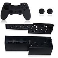 Regulacja temperatury zewnętrznej USB chłodzenia chłodnicy 5 turbo fan z silikonowa na PlayStation PS4