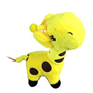 Cute Giraffe Plush Doll Sucker