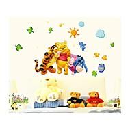 muurstickers muur stickers, stijl disney cartoon pvc muurstickers