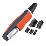 rasoir électrique avec micro rasoir et pleine rasoir de taille pour couper la barbe ou des sourcils