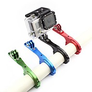 Bike Motorcycle Aluminum Handlebar Mount Adapter with Tool For GoPro Hero 2 3 3+ 4